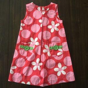 Mini Boden Dresses - Mini Boden 60s Mod Jumper Dress